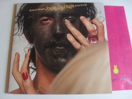 Frank Zappa Joe's Garage Act I LP 1979